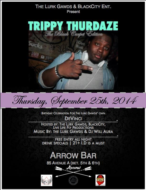 Trippy Thursdaze: Celebrations for all Libras – The Lurk Gawds
